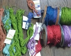 網袋用の糸
