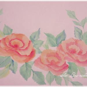 薔薇に見えるかな・・・(^^:)