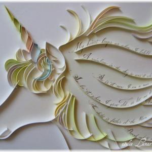「カリグラフィー作品展」 出展作品10