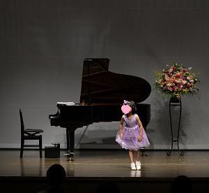 初めてのピアノ発表会 NMF発表会ご報告 その4