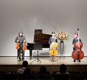 いろいろな楽器も登場した発表会 NMFその5