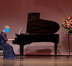 大人が音楽を楽しむ姿を見せた大人のピアノの部 NMF発表会その9