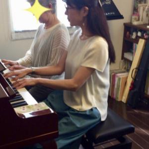 もっと早くにピアノを始めていれば良かった…。