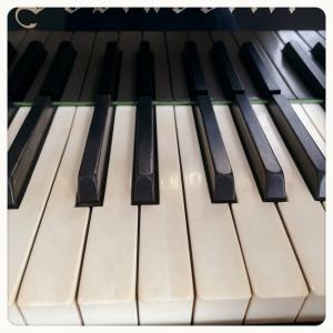 ピアノに名前を付けてみませんか?