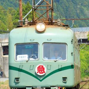 大井川鐡道 南海21000系を撮影