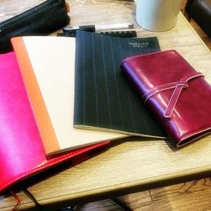 ブログを書けない病から抜け出すために、手帳ライフ日記を始めます