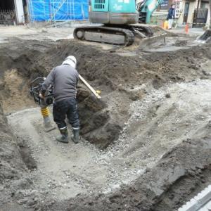 地盤改良の工法あれこれ。