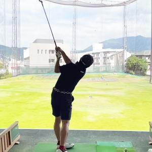 newゴルフウェアで!!