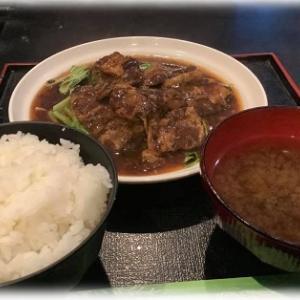 軟骨ソーキ中華味噌煮♡
