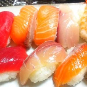 三回目の、なんちゃて握り寿司遊び😁💕💕
