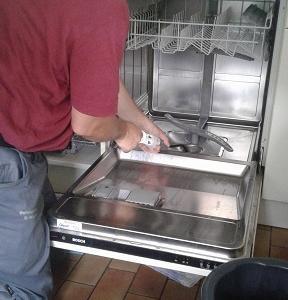 食洗機、故障か!?