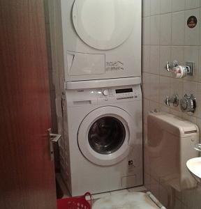 洗濯機+乾燥機