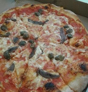 そうだ、ピザを食べよう!