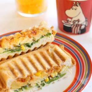 今日の朝ごはん・お昼ごはんと息子との一日