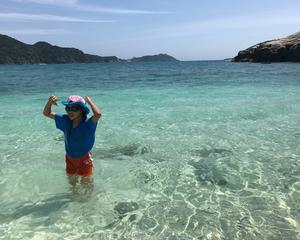 沖縄は夏日でした^_^