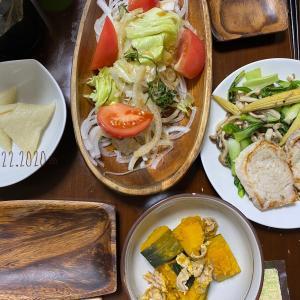 *夜ご飯とランチ寿司*