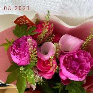 *母の日と結婚記念日と誕生日*