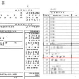 ◆悲報◆世論調査を捏造した「日本テレネット」辻元清美ら野党大物政治家に献金