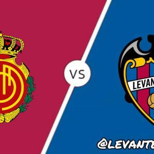 ◆リーガ◆35節 マジョルカ×レバンテ マジョルカ、クチョと久保のゴールで2-0で残留にのぞみ!