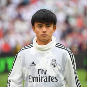 ◆リーガ◆バロンドール主催フランス・フットボールの久保建英インタビュー「僕の目標はマドリーで最高の選手になること」