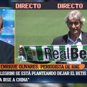 ◆悲報◆就任1ヶ月未満なのに早くもベティス監督ペジェグリーニに退任の可能性浮上