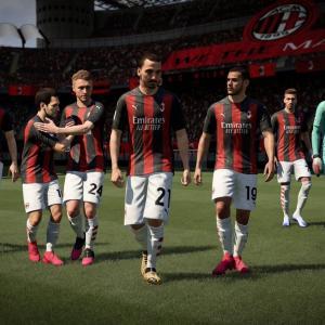 ◆セリエA◆ミラノ勢FIFAとパートナーシップ締結⇒ウイイレで偽名表示決定