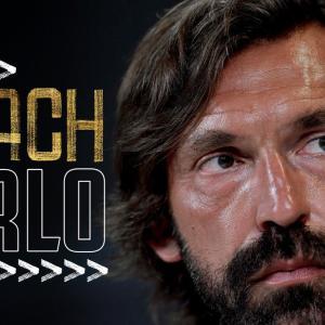 ◆セリエA◆サッリを更迭したユベントス、U23監督のピルロ大抜擢を正式発表!