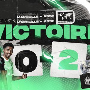 ◆リーグ・アン◆1節 延期分 マルセイユ×サンティチェンヌ マルセイユ拙攻0-2で敗戦…PSG撃破の代償?
