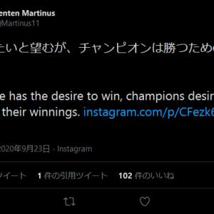 ◆J小ネタ◆浦和FWマルティノスさんはよく転ぶけどすごくいいことを言っていると話題に!