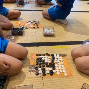 [囲碁]ルンビニー幼稚園囲碁 授業☆おやこ囲碁交流会 熊本