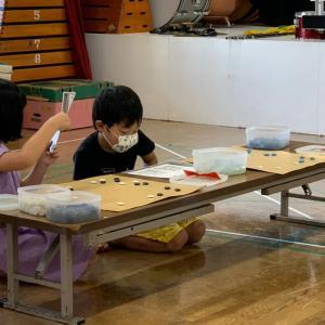 [囲碁]幼稚園 放課後囲碁教室☆おやこ囲碁交流会 熊本