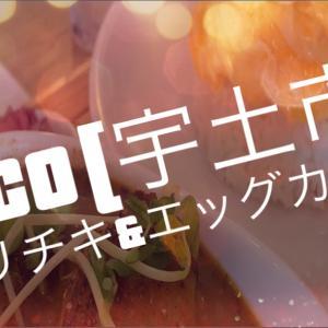 [熊本食べて応援]動画 宇土市のカレーと言えばnico☆プリチキ&エッグカレー☆宇土駅前