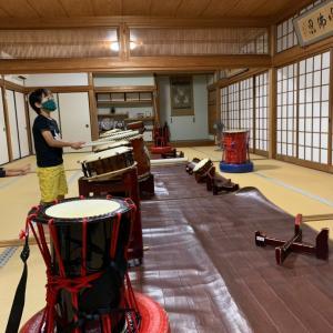 [和太鼓]蓮台寺教室☆和太鼓教室おんがくの森 熊本