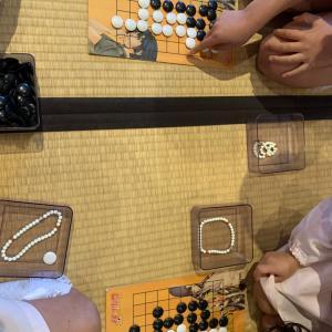 [囲碁] ルンビニー幼稚園 囲碁授業☆おやこ囲碁交流会 熊本