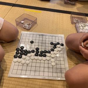 [囲碁] ルンビニー幼稚園囲碁 トーナメント☆おやこ囲碁交流会 熊本