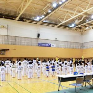 第9回 首都圏テコンドー選手権大会