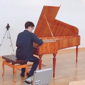 行ってきたよ!フォルテピアノ・アカデミーSACLA(3)