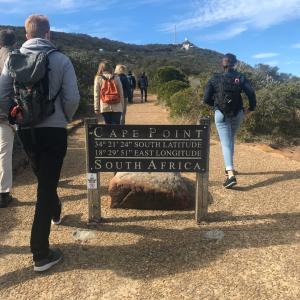 南アフリカでの観光 喜望峰に行く