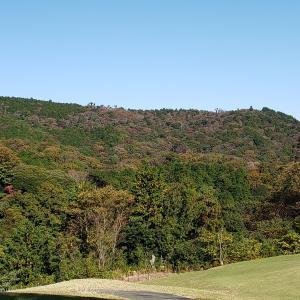 箱根の秋の風景