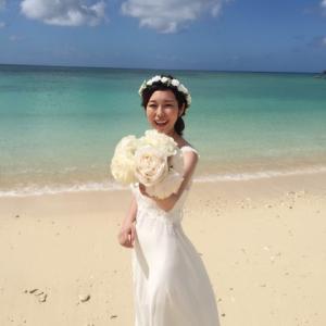 結婚しました^ ^