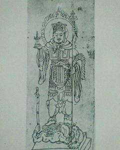 【2011 年10月の記事の修正】「西大寺四王堂と四天王像」の講演を拝聴して