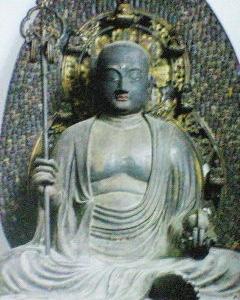 【2012年6月の記事】6月18日 福智院(奈良市)を拝観