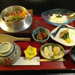 6月11日 奈良市「釜めし GRANCHA 」さんで昼食