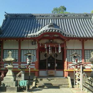 【2013年8月の記事】5月23日  粟津天満神社(加古川戎神社)(加古川市)でいただいた御朱印