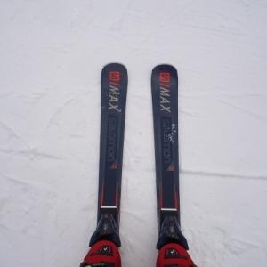 スキー買っちゃった