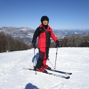 スキーは楽し!!