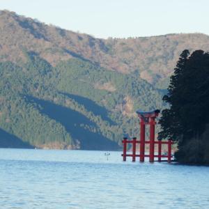 小田原・箱根旅行 タイトスケジュールをこなす日