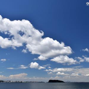 こんな雲 追いかけました。 『空の模様2021』
