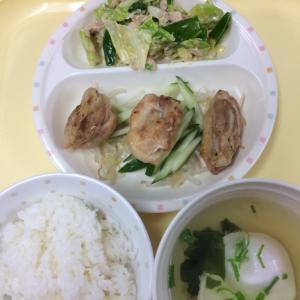 四川風鶏肉