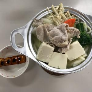 うどんすき鍋